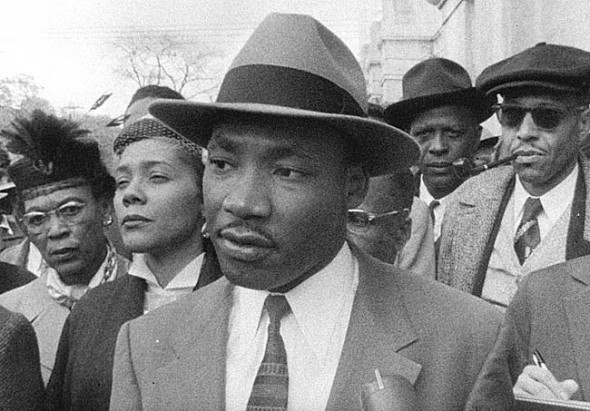"""A special screening of the rarely-seen 1970 documentary film, """"King: A Filmed Record: Montgomery to Memphis"""" will be at 1 p.m. on Sunday, Jan. 19, at the Little Art Theatre as part of two days of activities commemorating Martin Luther King Jr. Day. The film's producer and director, Richard Kaplan, an Antioch alumnus, will lead a discussion following the screening. (Submitted photo courtesy of Kino Lorber)"""