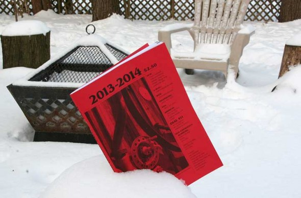 When you start hearing and reading about the red book, you know spring will be here soon!