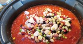 bean medley on chili