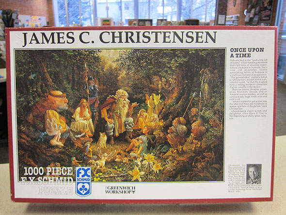 James Christensen's Once Upon A Time
