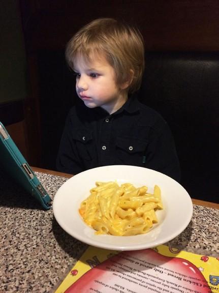 dinner companion