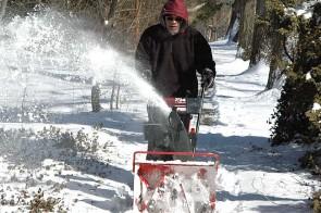 Snow Shoo!