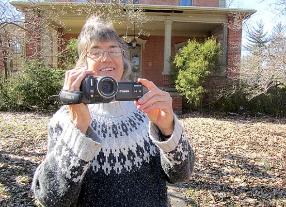 "Local filmmaker Patti Dallas will screen the first part of a new documentary series on the village, ""Yellow Springs — Exploring the Elements of Community,"" in two one-hour sections over two consecutive Friday nights at the Yellow Springs Senior Center. The first section will be shown at 7 p.m. Friday, March 21, and the second at 7 p.m. Friday, March 28, with a discussion to follow. In her latest film, Dallas leans on interviews from some 30 villagers as she looks at the village's early years through the present. (submitted photo by Eric Johnson)"