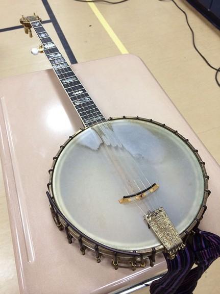 deluxe banjo
