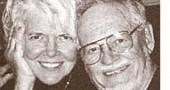 Sylvia Carter Denny and Byron Dann