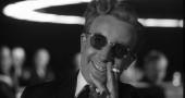 Peter Sellers in Stanley Kubrick's 1964 film, Dr. Strangelove.
