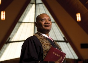 Bishop Reginald T. Jackson