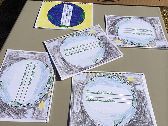 Earth Poems by the First Grade