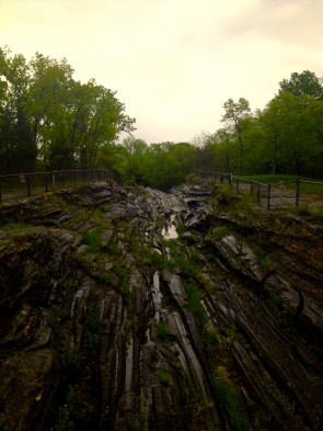 Glacial Grooves Geological Preserve: too majestic for snarky photo captions.