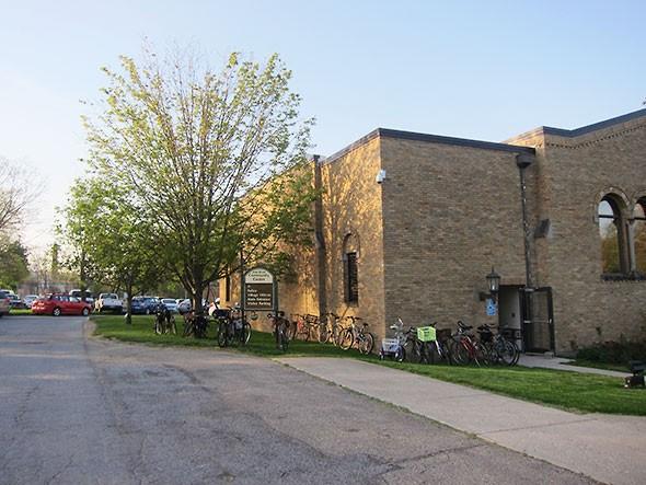 John Bryan Community Center