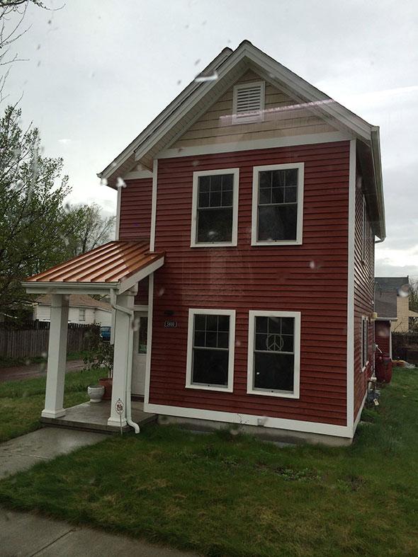 affordable efficient home