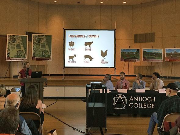 farm animal capacity