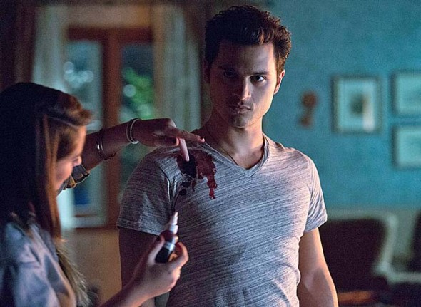 "Yellow Springs native Michael Malarkey plays the rebel vampire Enzo in the CW network's popular show ""Vampire Diaries."" Season six, Malarkey's first as a full cast member, premieres on Oct. 2. (Submitted photo © 2014 Bob Mahoney, WBEI. All rights reserved.)"