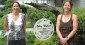 Patti Mielziner and Julie Pies recently moved to Yellow Springs to open their myofascial release and therapeutic massage studio, Body Wisdom.