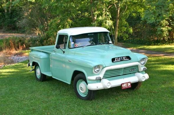 1957GMC