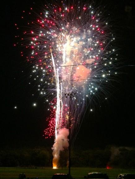 firework finale