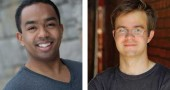 Martin Bakari and Sam Reich will be performing together on Sunday, Aug. 10 at Friends Care Center. (submitted photos)
