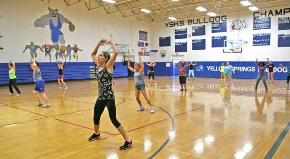 This past Saturday there was a Zumbathon to help raise money for Yellow Springs Athletics. If you missed the event, there are other ways to can help support Bulldog sports.