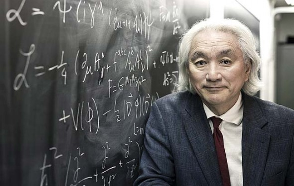 Regular television science personality Michio Kaku will speak Thursday, Oct. 30, at 7:30 p.m. at Wittenberg's Pam Evans Smith Arena. (Submitted Photo)