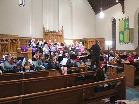 Chorus and Orchestra