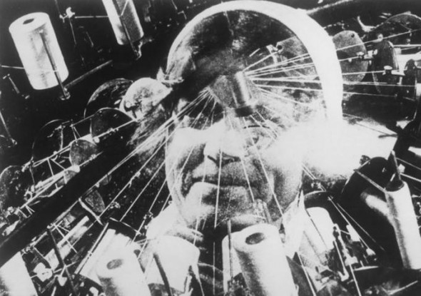 """The 1929 silent film """"Man with a Movie Camera"""" will show this Sunday, Jan. 25, at 7 p.m. at the Little Art Theatre."""