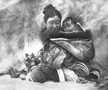 """The classic 1922 documentary """"Nanook of the North"""" will show this Sunday, Jan. 11 at 7 p.m. at the Little Art Theatre."""