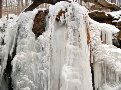 Aaron's Lens - Ice