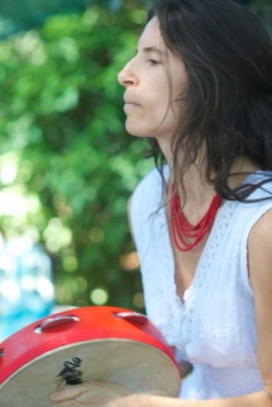 Nicole Manieri will lead a free drum workshop