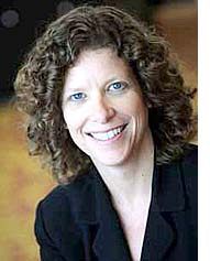Dr. Jennie Noll of Penn State University's Network on Child Protection and Wellbeing will speak on the dangers of Internet-initiated abuse and ways parents can help their kids stay safe online at a free talk 7 p.m. Wednesday, April 15, at the Antioch College Wellness Center South Gym. (Submitted Photo)