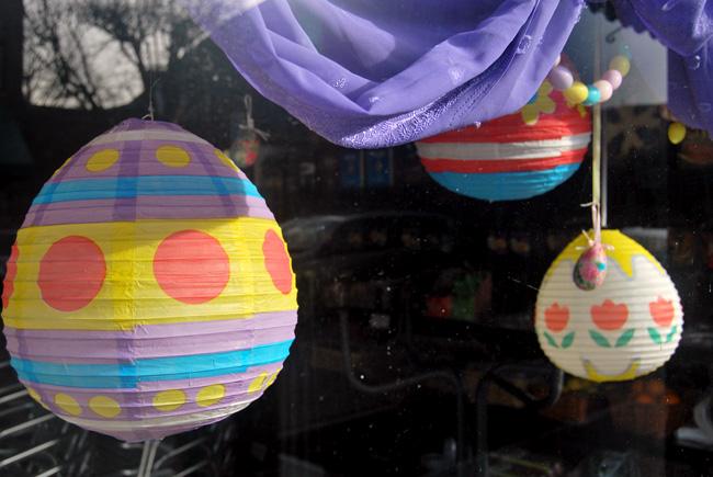 Aaron's Lens - Easter's Eggs