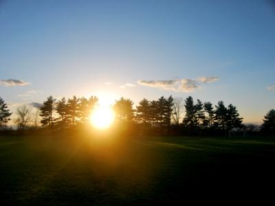 Aaron's Lens - A Sunset