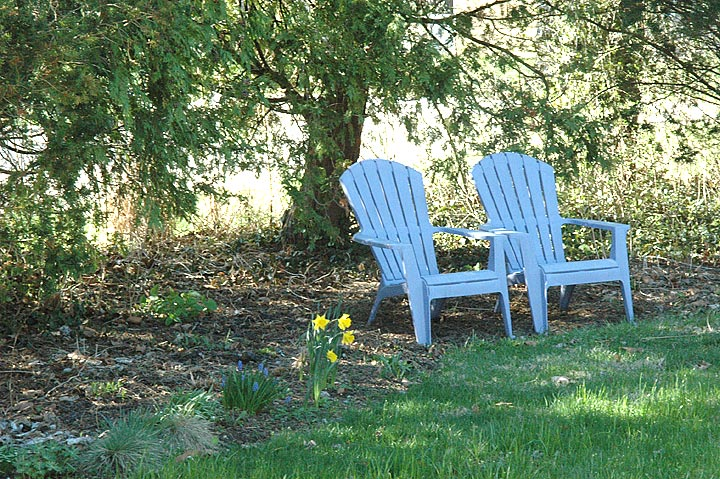 Spring-side seats...