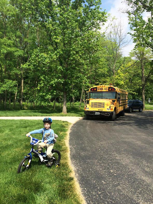 bike or bus
