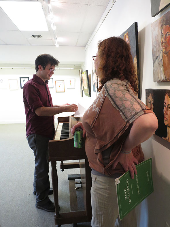 Arts Alive! hosts an evening of songs on spring