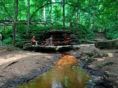 Aaron's Lens - The Yellow Springs