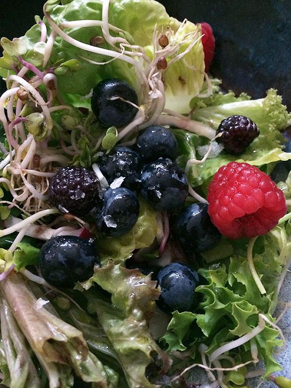 salted salad