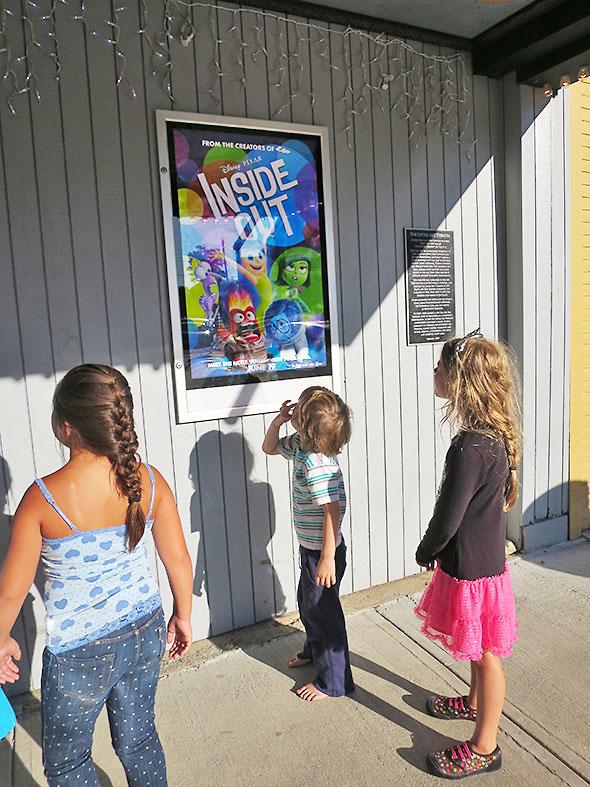 kids film at The Little Art Theater