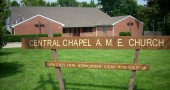 "Central Chapel AME will host ""Turn Up,"" a back-to-school event for youth and others on Friday, August 14."