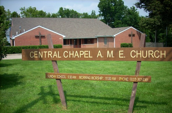 """Central Chapel AME will host """"Turn Up,"""" a back-to-school event for youth and others on Friday, August 14."""