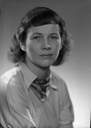 Barbara Reynolds, photo courtesy of Antiochiana