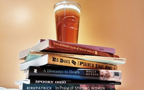 Enjoy beer in support of books for kids on Monday, Oct. 3.