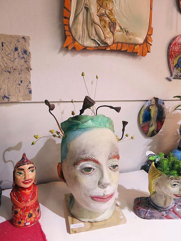 Lotus Lady by Beth Holyoke
