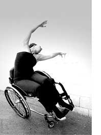 """""""Invitation to Dance,"""" a documentary about a student dancer who reframes her life in a wheelchair after being struck by a car, will kick off this year's conference on disability. The film will be presented free to the public at 6:30 p.m. Wednesday, Dec. 9, at the Antioch University Midwest media room."""