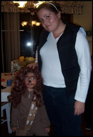 Han and Chewie, 2005.