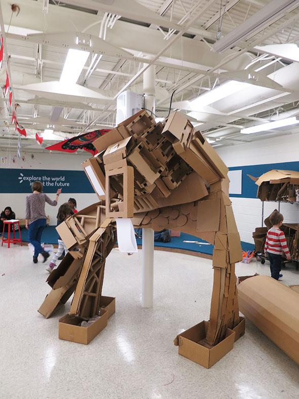 cardboardBot