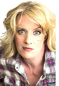 Nationally touring comedian Suzanne Westenhoefer will be performing at the Antioch School's annual auction gala and comedy show Saturday, Mar. 5, at the Foundry Theater. (Submitted photo © Ellie Perez)c