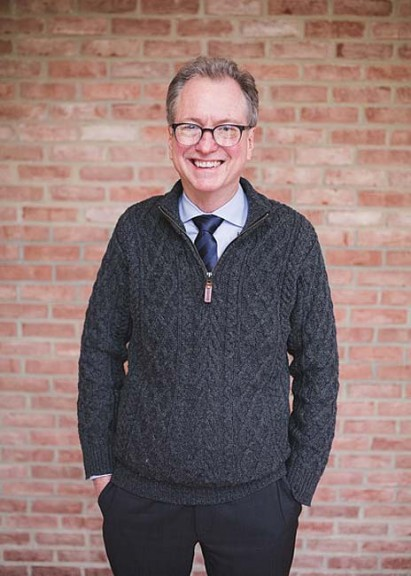 Thomas Manley took the helm of Antioch College this week. (Submitted photo)