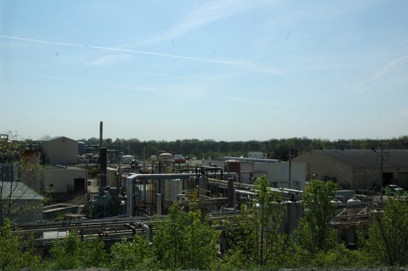 Garbage Gas Refinery