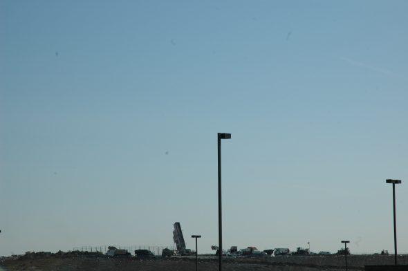 Landfill Skyline