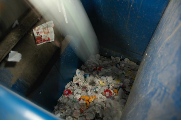 Plastic container collection